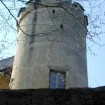 severozápadní věž