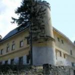 zámek od jihozápadu